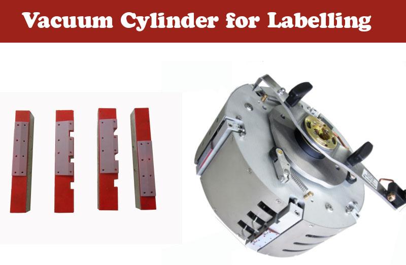 Labeller Vacuum Drum, Labeler Vacuum Drum, Labelling Vacuum Drum pad, Labeler Vacuum Gripper pads, Labelling Vacuum Drum Suction Rails