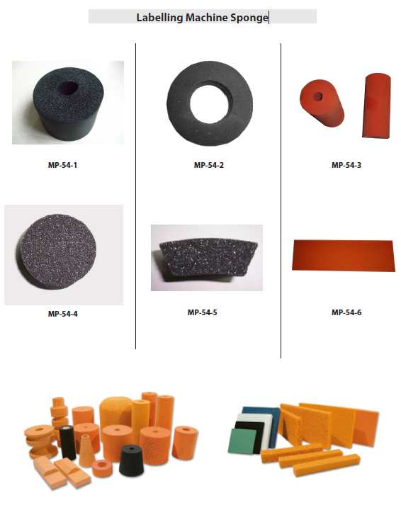 Labelling Sponge, Labeller Sponge Roller, Labeller Glue Cylinder Sponge Foam, Labeller Glue Cylinder Foam Sponge, Labeller Sponge Foam
