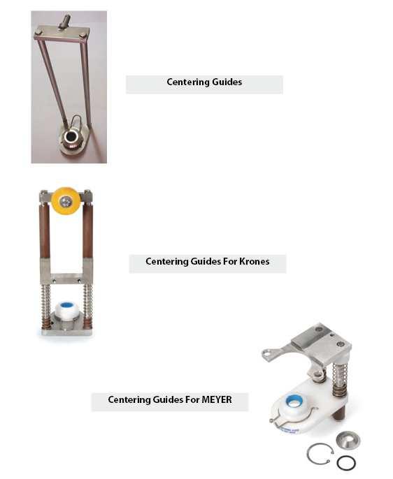 Filling Centering Guides, Bottle Filling Machine Centering Guide, Bottle Filler Centering Parts, Bottle Filler Centering Guide