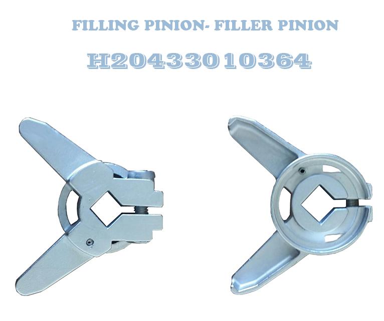 Filling Pinion, H20433010364, Filler Filling Pinion, Filler pinion, Filler Filling pinion, H20433010364, Filler pinion, Filling Pinions